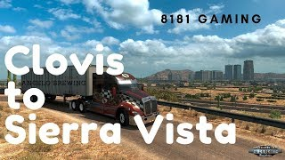 Driving From Clovis  Nm  To  Sierra Vista  Az  Live!!!!!!