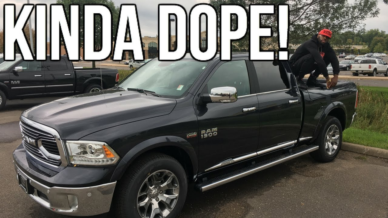 2017 Dodge Ram 1500 Review From A Tall Guys Perspective