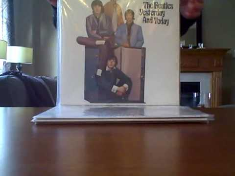 Record Collecting Tips: Getting Started with the Beatles
