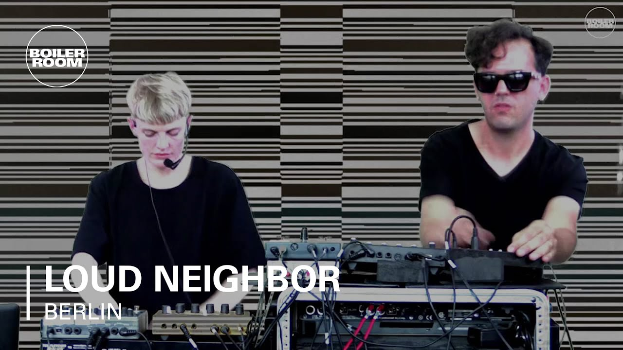 Loud neighbor boiler room berlin live set youtube loud neighbor boiler room berlin live set altavistaventures Gallery
