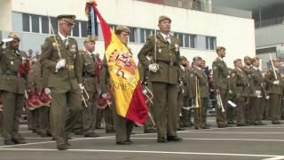 Jura de Bandera para personal civil - Los Realejos