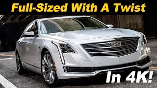 2017 Cadillac CT6 Review and Road Test - DETAILED in 4K UHD!