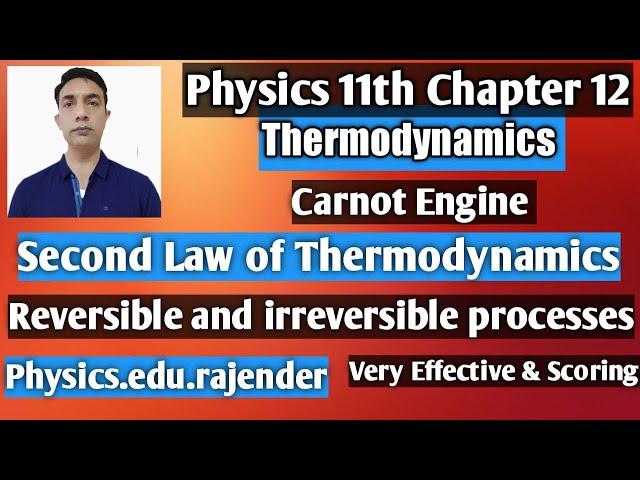 Video 3||Physics 11th Chapter 12||Thermodynamics ||