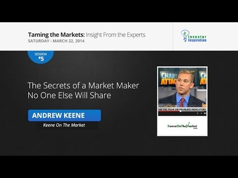The Secrets of a Market Maker No One Else Will Share | Andrew Keene