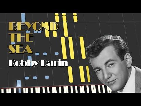 Bobby Darin - BEYOND THE SEA (Piano Tutorial)