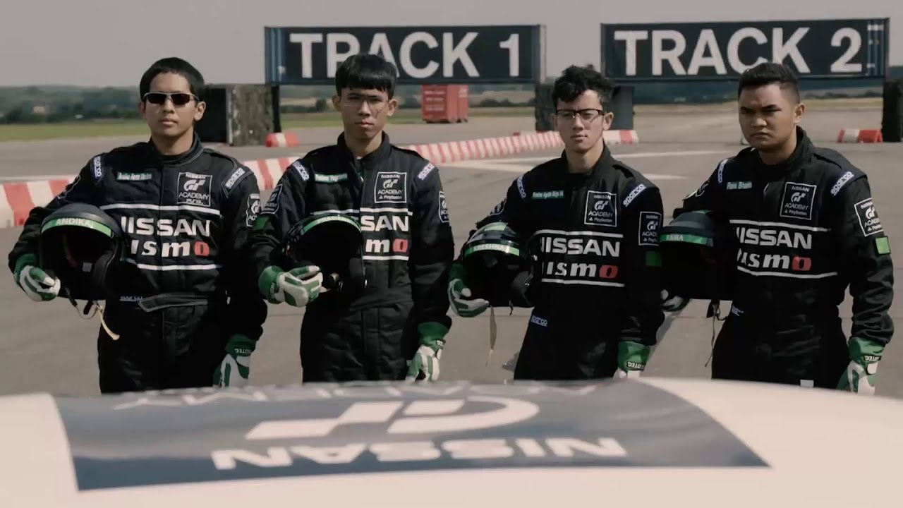 Download Nissan GT Academy Indonesia 2015 Episode 2