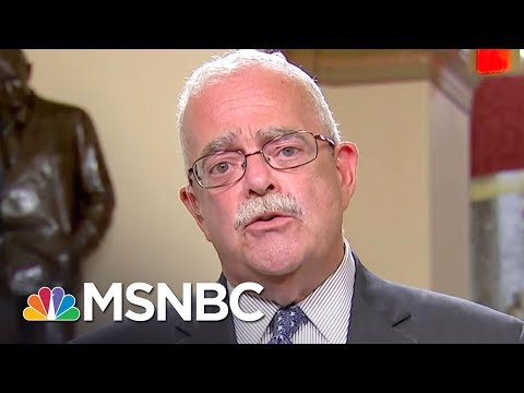 Democrats Should 'Tread Very Carefully' Working With Trump, Rep. Connolly Says | MTP Daily | MSNBC