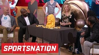 Michelle Beadle says goodbye to SportsNation | SportsNation | ESPN
