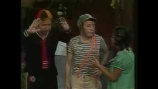 El Chavo del Ocho - Capítulo 223 - Jugando a los Bomberos - 1978