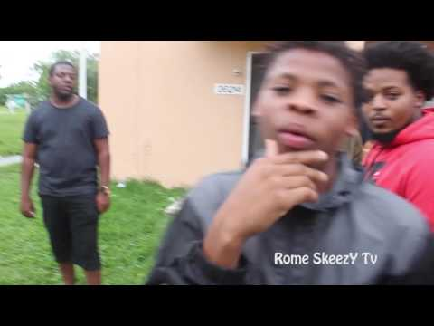 Rome Skeezy Tv Presents.. Day In The Life Of Lotto... Naranja Fl... Miami