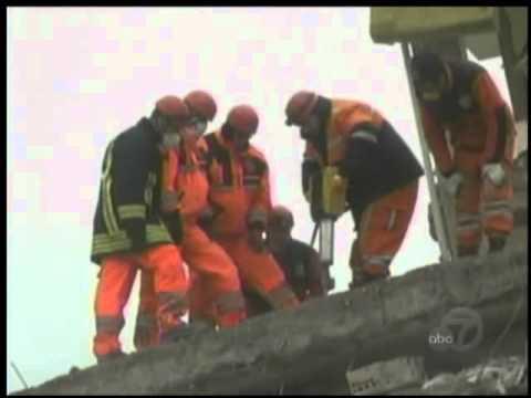 Degenkolb Engineer Ricardo Hernandez Turkey Earthquake