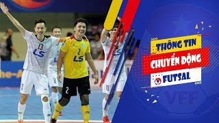 CLB Thái Sơn Nam xuất sắc tiến vào vào chung kết giải Futsal các CLB Châu Á 2018 | VFF Channel