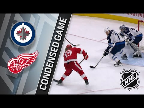12/05/17 Condensed Game: Jets @ Red Wings