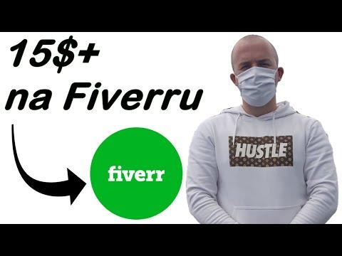 Zaradite 15$+ sa ovom Fiverr Uslugom (Fiverr Zarada)