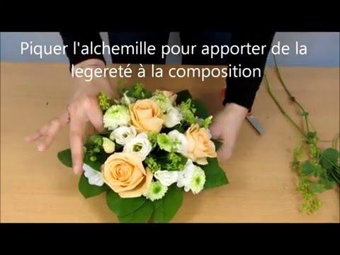 2016 - DIY/ Tutoriel Centre de Table  pour Mariage - Carrément Fleurs