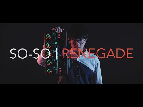 SO-SO | RENEGADE | Beatbox Battle World Championship Loopstation Wildcard 2018 #BBBWC