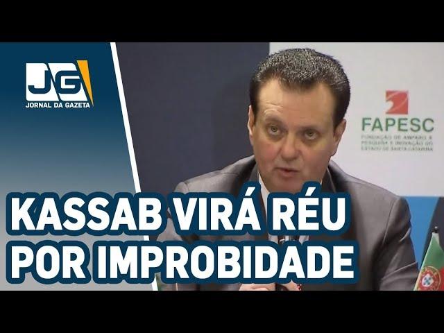 Gilberto Kassab virá réu por improbidade administrativa