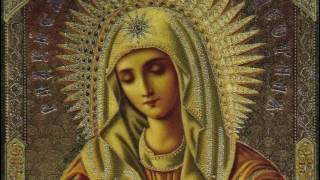Акафист Пресвятой Богородице ✿ «Радуйся Невесто неневестная» online video cutter com