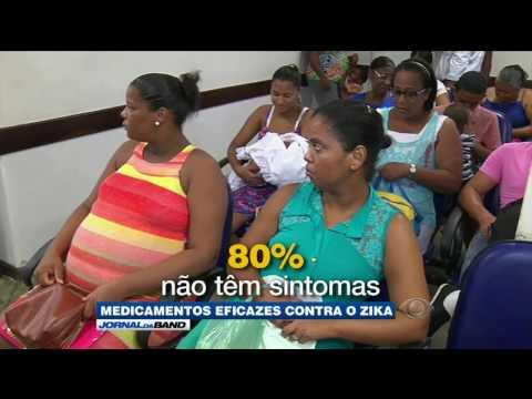 Pesquisadores descobrem possível cura do Zika