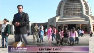 Historia del cerro del Cristo Rey en Guanajuato México 1