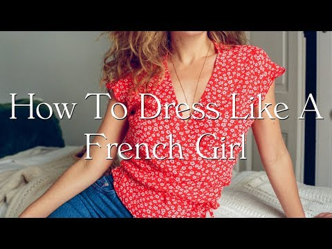 Minimalist French Style | How To Dress Like A French Woman