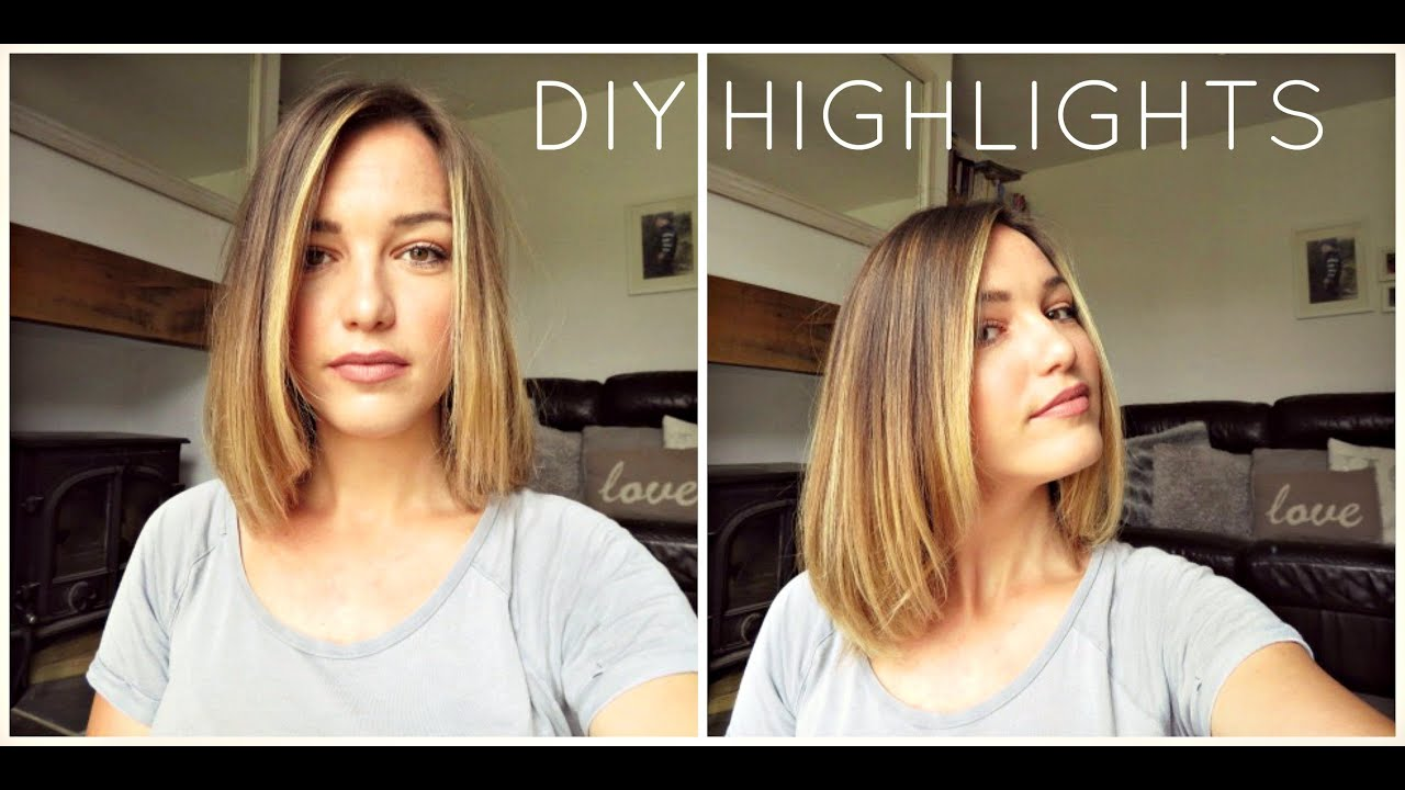 Diy 5 at home ombrebalayagehighlights blonde tutorial youtube diy 5 at home ombrebalayagehighlights blonde tutorial solutioingenieria Images