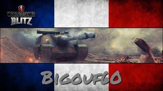 World of Tanks blitz Les chasseurs de chars francais (AMX AC 46,AMX AC 48,Foch,Foch 155) 2 partie