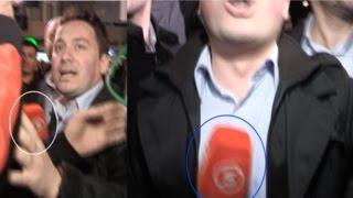 FETÖ'cüler Ahsen Tv'ye Böyle Saldırdı