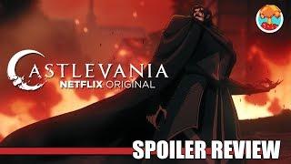 Spoiler Review: Castlevania Season 2 (Netflix) - Defunct Games
