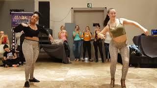 Ben Ana Favorite Videos Kizomba Urban Kizz Isabelle Crepin Adeline Youtube