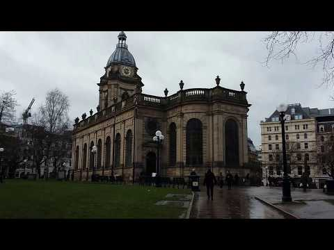 The Cathedral Church of St.  Philip in Birmingham