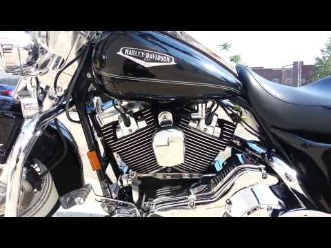 06 Harley Road King engine vibration