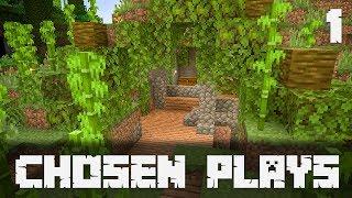 Chosen Plays Minecraft Village & Pillage 1.14 Ep. 1 Best Seed Ever