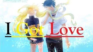 {AMV}Аниме клип- I Got Love (っ˘з(˘⌣˘ ) ♡