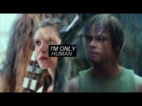 Luke & Leia - Human