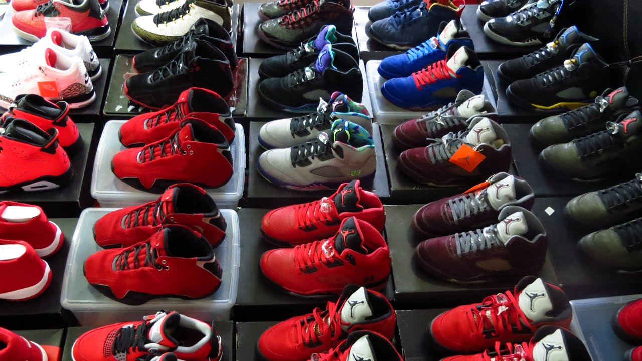 MY JORDAN COLLECTION OVERVIEW (@SCOOP208)