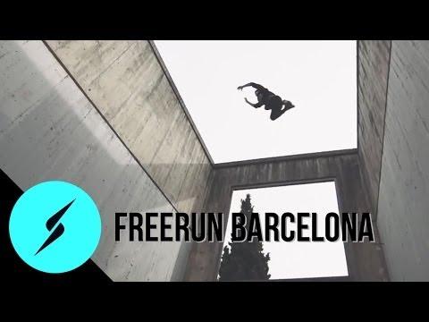 Storm Freerun: Barcelona