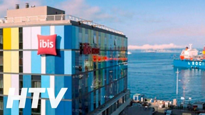 Hotel ibis valparaiso en valpara so youtube for Hotel ibis salamanca telefono