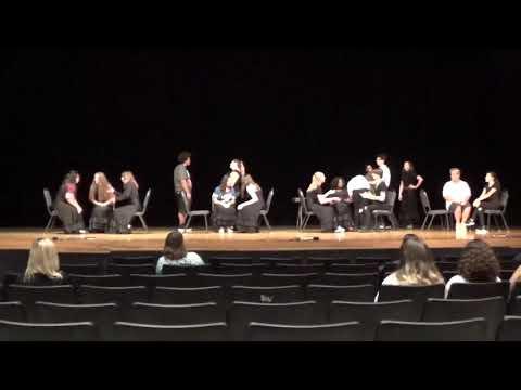 2017 NPHS show case Large musical group 2