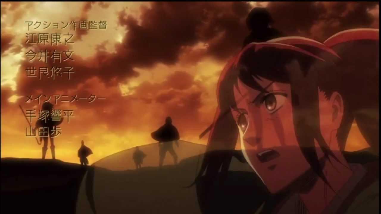 進撃の巨人 OP 2 FULL- Shingeki no Kyojin Opening 2 FULL HD ...