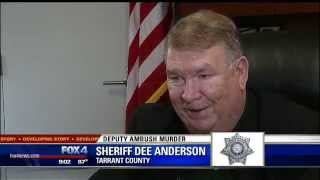 Sheriff messages employees about deputy shooting