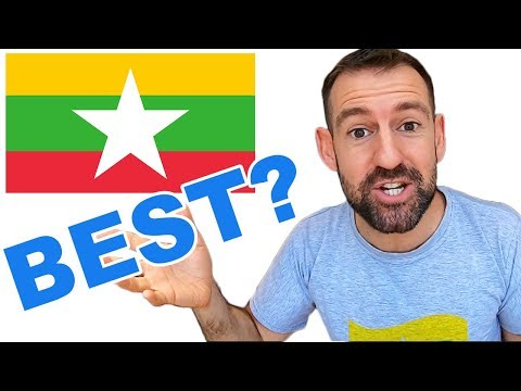 Is Myanmar the BEST Country in the World?