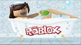 Roblox scurf oozes .. i come over wash!!! .. [N.N.B CLUB] [NEW] Simulator Shower.