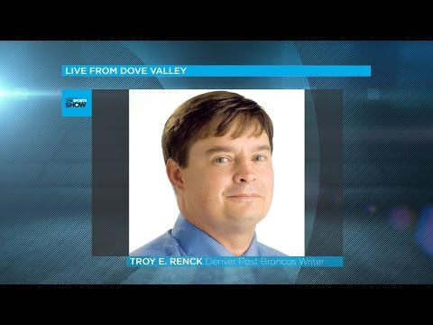 Troy Renck with update on Demaryius Thomas and Denver Broncos
