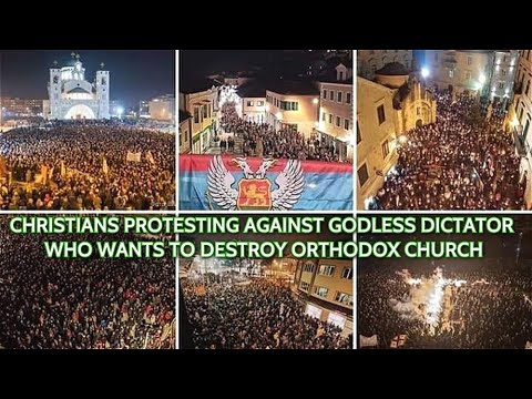 Russian TV: Pro-American President Of Montenegro Wants To Confiscate Shrines Of The Orthodox Church