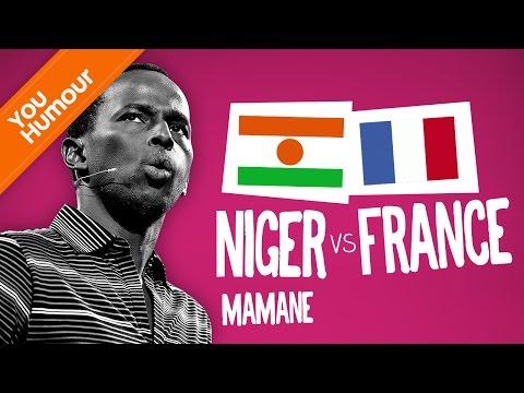 MAMANE - Niger VS France
