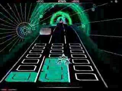 Audiosurf- Ratatat - Loud Pipes