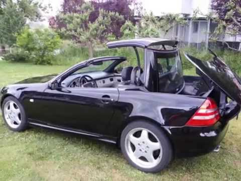 mercedes slk 200 amg youtube. Black Bedroom Furniture Sets. Home Design Ideas