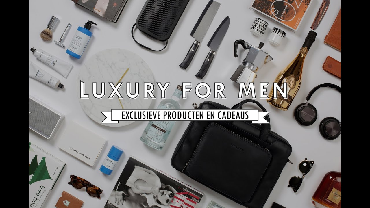 Luxury For Men All Things Really Want