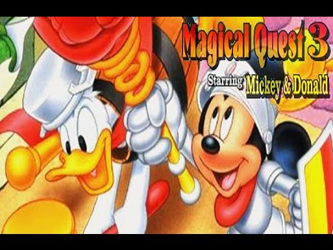 disney's-magical-quest-3-starring-mickey-&-donald---walkthrough---game-boy-advance